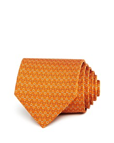 Salvatore Ferragamo Alternating Gancini Classic Tie - Bloomingdale's_0
