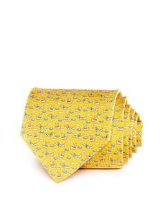 Salvatore Ferragamo Dog Bone Classic Tie - Bloomingdale's_0