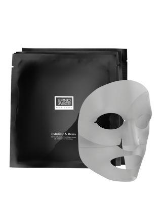 Exfoliate & Detox Detoxifying Hydrogel Masks, Set of 4