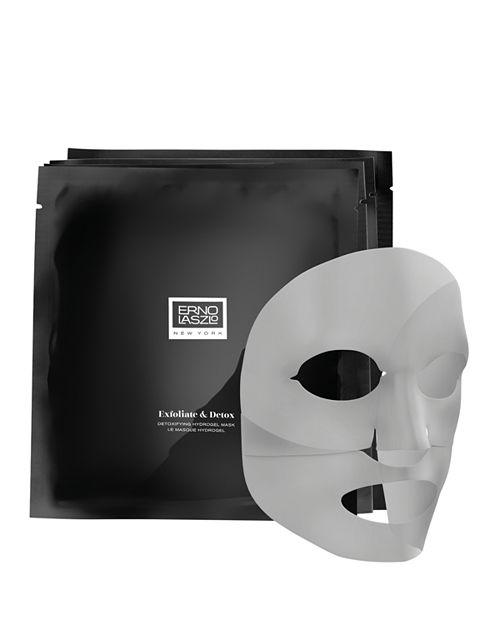 Erno Laszlo - Exfoliate & Detox Detoxifying Hydrogel Masks, Set of 4