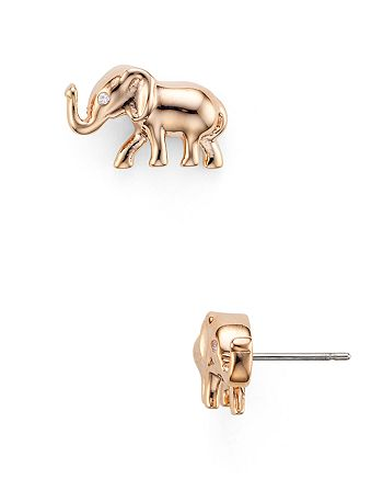 kate spade new york - Elephant Stud Earrings