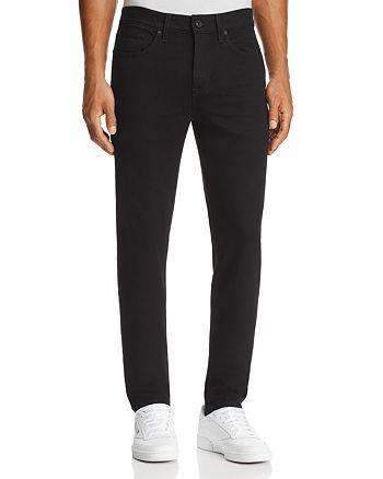 Joe's Jeans - x Edelman Folsom Slim Fit Jeans in Black Rinse