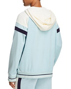 FENTY Puma x Rihanna - Fenty Velour Hooded Track Jacket