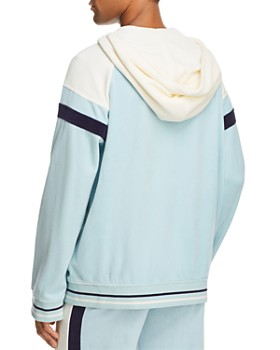 PUMA - Fenty Velour Hooded Track Jacket