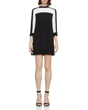Bcbgmaxazria Stephanie Color-Block Dress
