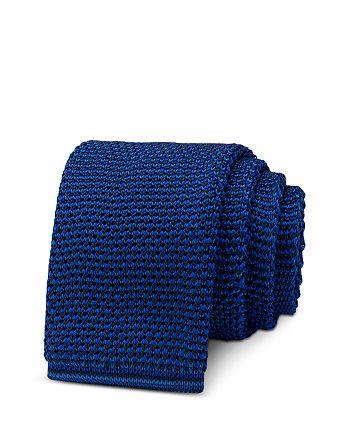 Ted Baker - Birdseye Knit Skinny Tie