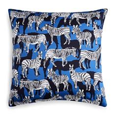 "kate spade new york Zebras Decorative Pillow, 20"" x 20"" - Bloomingdale's_0"