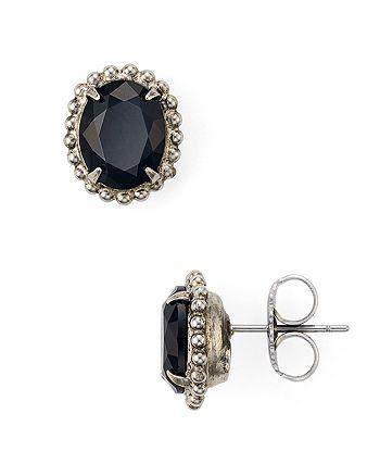 Sorrelli - Oval Post Earrings
