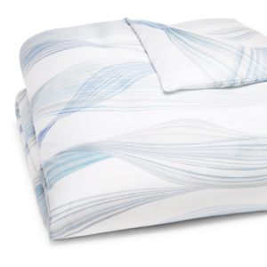 Schlossberg Aria Bleu Duvet Cover, Queen - 100% Exclusive