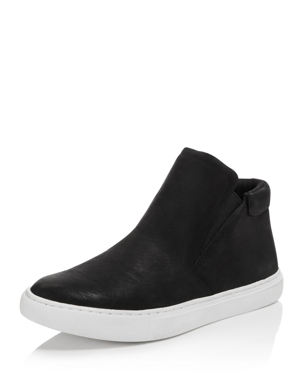 Kenneth Cole Women's Kalvin Leather Slip-On Sneakers r0NATgGA5
