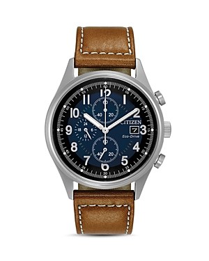 Citizen Chronograph Watch, 42mm