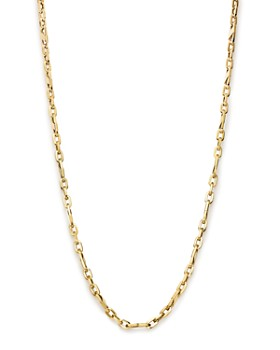 "Bloomingdale's - Men's Oval Link Necklace in 14K Yellow Gold, 24"" - 100% Exclusive"