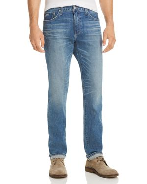 S.M.N STUDIO Hunter Standard Slim Fit Jeans In Aspen