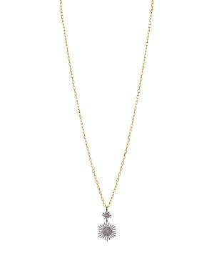Aqua Long Pendant Necklace, 20 - 100% Exclusive