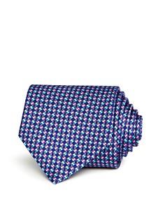 Salvatore Ferragamo Vara Chainlink Classic Tie - Bloomingdale's_0