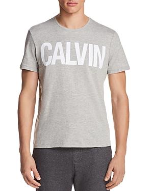 Calvin Klein Jeans Logo Short Sleeve Tee
