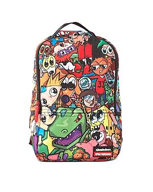 Sprayground Unisex Nickelodeon '90s Characters Backpack