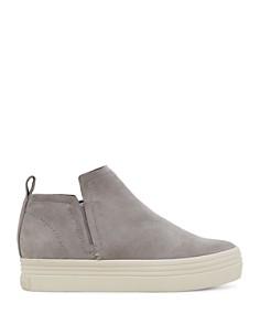 Dolce Vita - Women's Tate Suede Slip-On Sneakers