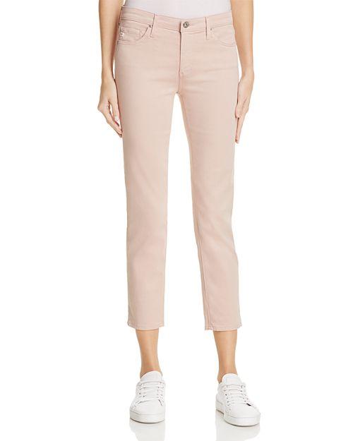AG - Prima Crop Skinny Jeans in Havana - 100% Bloomingdale's Exclusive