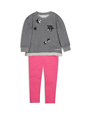 Infant Girls Hudson Kids Sweatshirt  Pants Set