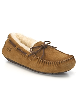 Ugg Shearling Slipper Moccasins - Dakota
