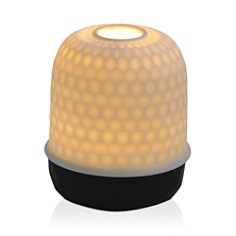 Bernardaud - Lampion LED Black Diamond Light