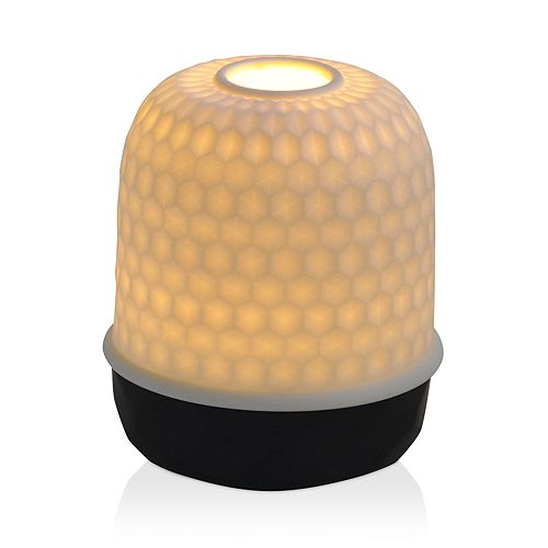 Bernardaud - Lampion LED Black Diamond Light