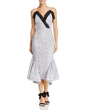La Maison Talulah Eloquence Midi Dress