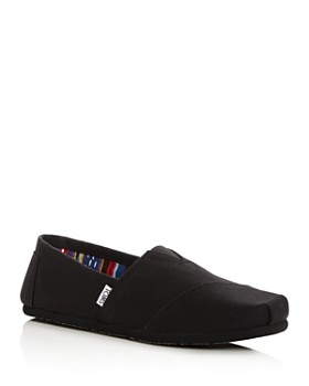 TOMS - Men's Classic Canvas Slip-Ons