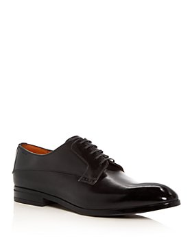 Bally - Men's Lantel Leather Plain Toe Oxfords