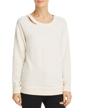 n Philanthropy Nic Cutout Sweatshirt - 100% Exclusive