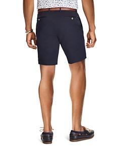Polo Ralph Lauren - Stretch Slim Fit Twill Shorts