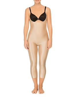 SPANX® - Suit Your Fancy Plunge Open-Bust Bodysuit