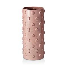 L'Objet - Teo Large Pink Vase
