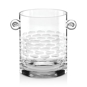 Michael Wainwright - Truro Ice Bucket with Platinum Ice Tongs