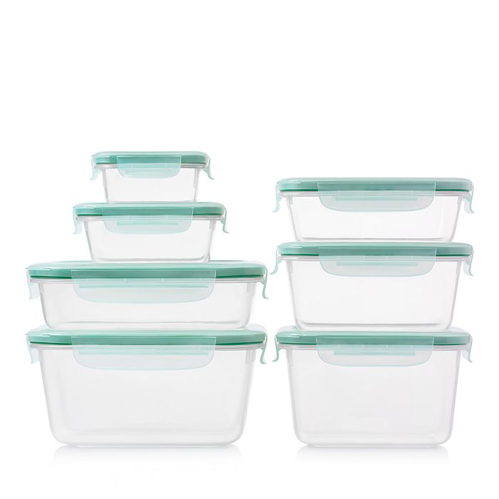 OXO - 16-Piece Smart Seal Plastic Container Set