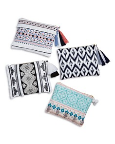 Sky Embroidered Pouches - 100% Exclusive - Bloomingdale's_0