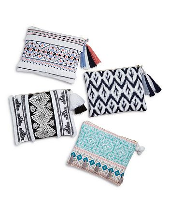 Sky - Embroidered Pouches - 100% Exclusive
