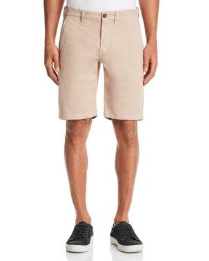 FLAG & ANTHEM Memphis Garment Dye Shorts in Toast