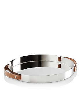 Silver Tray - Bloomingdale's