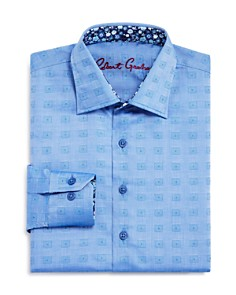 Robert Graham Boys' Check-Print Dress Shirt - Big Kid - Bloomingdale's_0