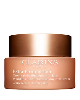 Clarins - Extra-Firming Wrinkle Control Firming Day Cream for Dry Skin 1.7 oz.