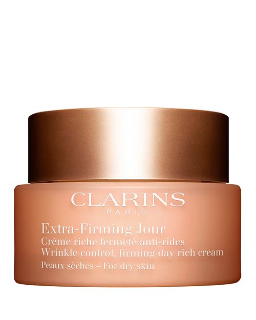 Clarins - Extra-Firming Wrinkle Control Firming Day Cream for Dry Skin