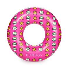 Funboy - Nintendo Mushroom Inflatable Tube - 100% Exclusive