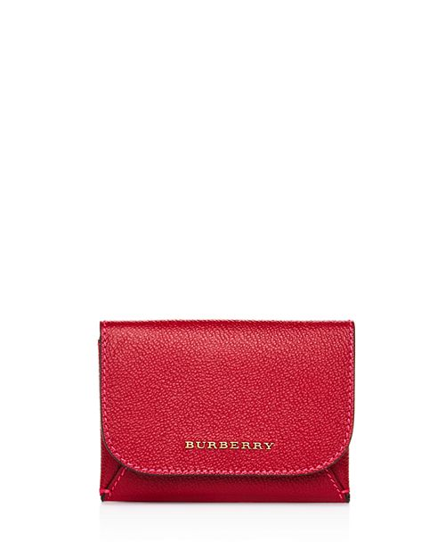 Burberry - Haymarket Mayfield Leather Card Case Set