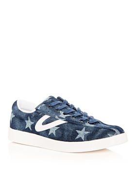 Tretorn - Men's Nylite Plus Denim Lace Up Sneakers