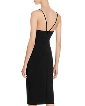 LIKELY - Brooklyn Front-Slit Dress