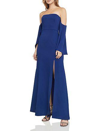 BCBGMAXAZRIA - Off-the-Shoulder Gown