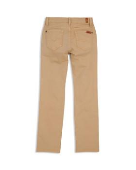 7 For All Mankind - Boys' Distressed Twill Pants - Little Kid, Big Kid