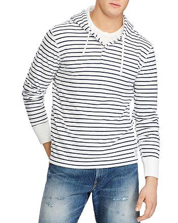Polo Ralph Lauren - Striped Henley Hoodie